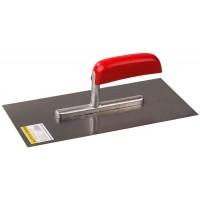 """Гладилка STAYER """"MASTER"""" стальная с деревянной ручкой, 130х280мм 0801"""