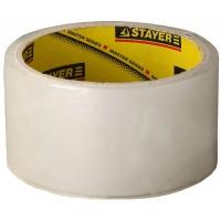 """Клейкая лента STAYER """"MASTER"""", прозрачная, 48мм х 60м 1204-50"""