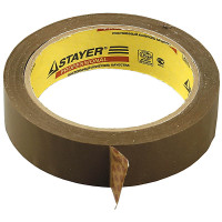 """Клейкая лента STAYER """"MASTER"""", коричневая, 25мм х 60м 1207-25"""