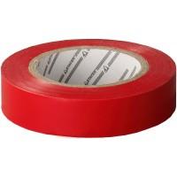 "Изолента STAYER ""PROFI"" красная ПВХ, на карточке, 15мм х 10м х 0,18мм 12292-R-15-10"