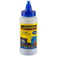 Краска STAYER для разметочной нити, синяя, 115г 2-06401-1_z01