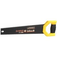 Ножовка двусторонняя (пила) STAYER DUPLEX 400 мм, 12 TPI прямой зуб + 7 TPI 3D универсальный зуб, тефлоновое покрытие 2-15089