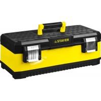 "Ящик STAYER ""PROFESSIONAL"" металлический для инструмента, 584х289х222мм (23"") 2-38011-21.5_z01"