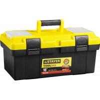"Ящик STAYER ""MASTER"" пластиковый для инструмента, 455х245х210мм (18"") 2-38015-19_z01"
