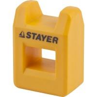 """Намагничиватель-размагничиватель STAYER """"PROFI"""" для отверток и бит, компактный 25999_z01"""