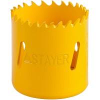 """Коронка STAYER """"PROFESSIONAL"""" Би-металлическая, универсальная, d=44мм 29547-044"""