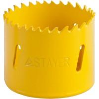 """Коронка STAYER """"PROFESSIONAL"""" Би-металлическая, универсальная, d=54мм 29547-054"""