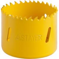 """Коронка STAYER """"PROFESSIONAL"""" Би-металлическая, универсальная, d=57мм 29547-057"""