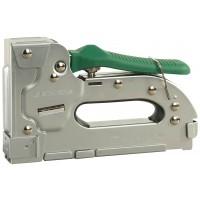 Пистолет STAYER скобозабивной металлический пластинчатый, регулируемый, тип 140, тип 300: 10-16 мм, тип 500: 14-16 мм 31515