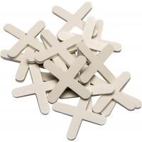 Крестики STAYER для кафеля, 3мм, 150шт 3380-3