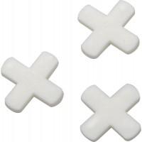 Крестики STAYER для кафеля, 6мм, 75шт 3380-6