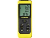"""Дальномер лазерный, """"LDM-60 """", дальность 60 м, 5 функций, STAYER Professional 34957_z01"""