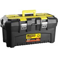 """Ящик STAYER """"MASTER"""" пластиковый для инструмента, 580x320x280мм (22"""") 38016-22"""