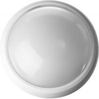 """Светильник STAYER """"PROFI"""" PROLight светодиодный, влагозащищенный IP65,  пластиковый корпус, PC, влагозащищенный, круг, белый, 4000К, 7(60Вт) 57362-60-W"""